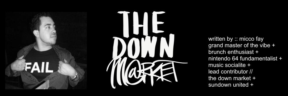 TheDownMarketBlack.micco